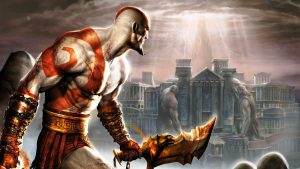 Kratos tapet HD