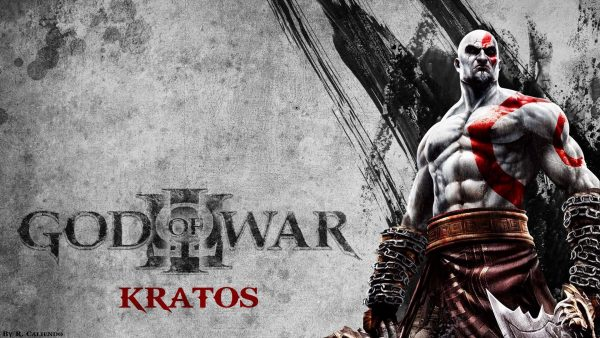 Kratos tapetti HD10