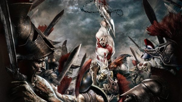 kratos wallpaper HD3