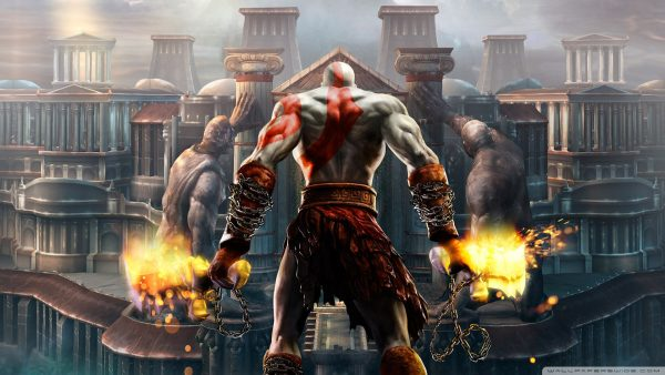 kratos wallpaper HD6