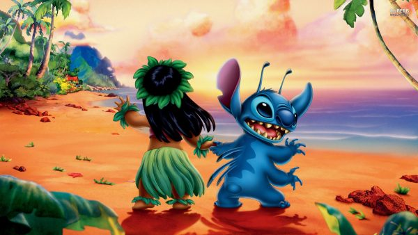 lilo and stitch wallpaper1