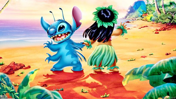 Lilo und Stitch Wallpaper5