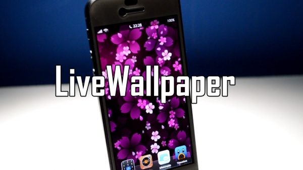 live wallpapers för iphone6