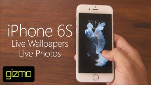 live wallpapers voor de iPhone