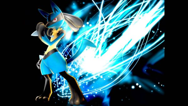 lucario wallpaper HD1