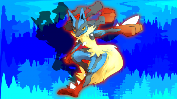 lucario wallpaper HD7