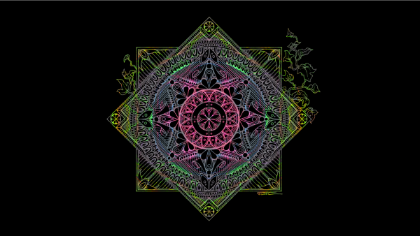 mandala wallpaper9