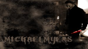 wallpaper michael myers