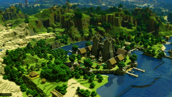 minecraft hd Wallpaper1