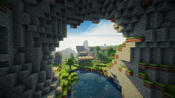 minecraft hd wallpaper2