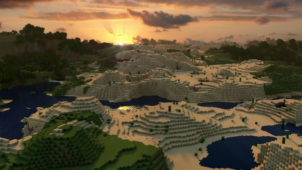 minecraft hd Wallpaper3