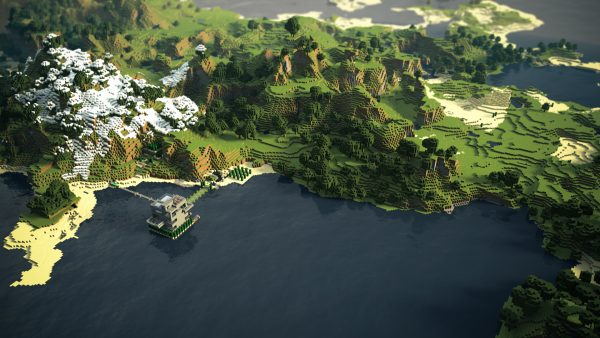 minecraft hd Wallpaper6