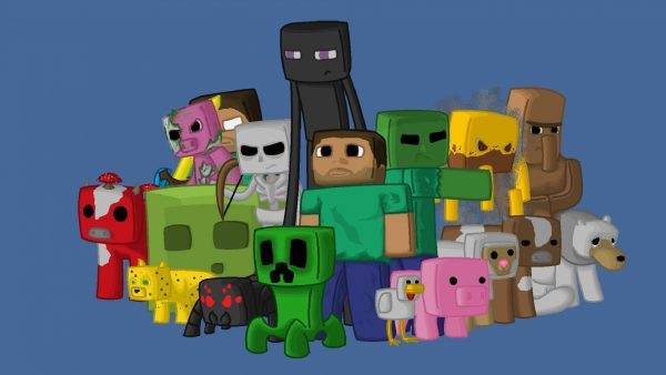 minecraft hd wallpaper9
