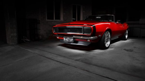 muscle car wallpaper1
