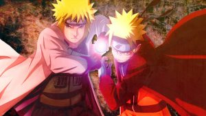Naruto iphone tapetti HD