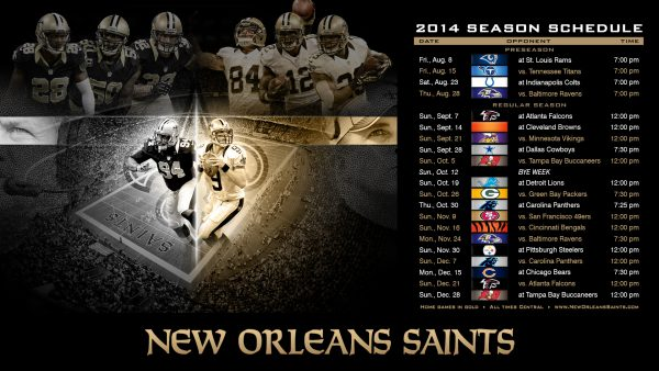 new orleans saints wallpaper HD10