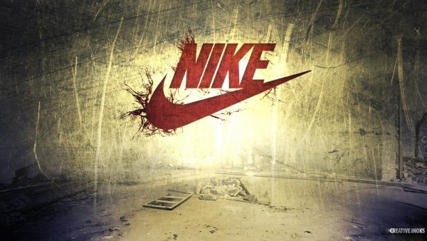nike logotipo Wallpaper4