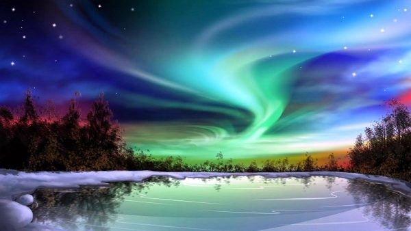 northern lights wallpaper6