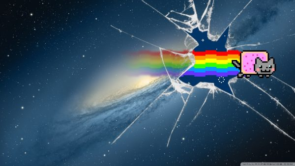 Nyan Cat Wallpaper1