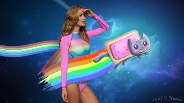 nyan cat wallpaper10