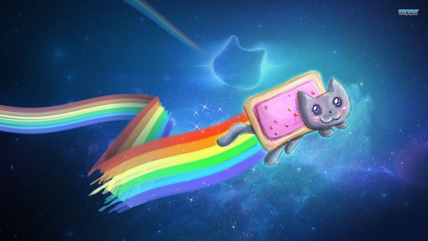 Nyan Cat Wallpaper2