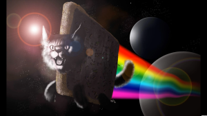 Nyan Cat Tapete