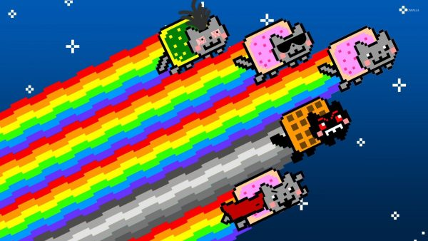 Nyan Cat wallpaper8