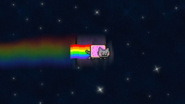 Nyan Cat wallpaper9