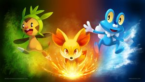 Pokemon HD wallpaper HD