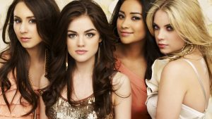 Pretty Little Liars Tapete