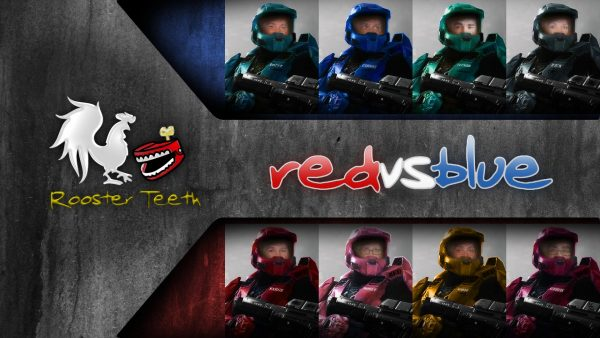 red vs blue wallpaper2
