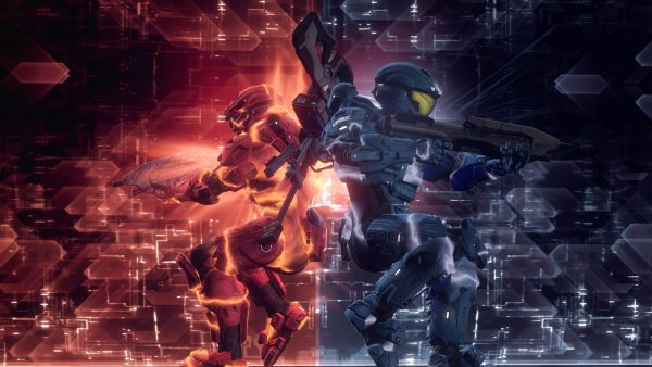 red vs blue wallpaper3