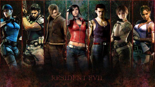 resident evil wallpaper3