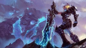 wallpaper riven