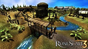 RuneScape Tapete HD