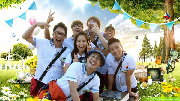 running man wallpaper HD4