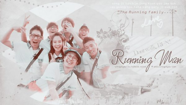 running man wallpaper HD9