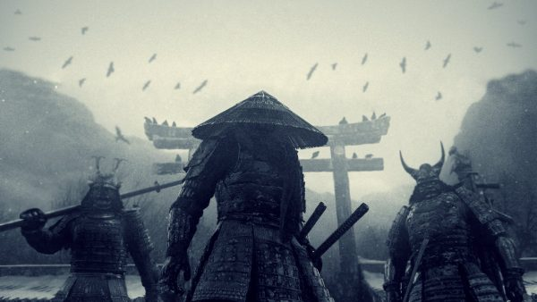 samurai wallpaper HD2