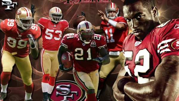 san francisco 49ers wallpaper8