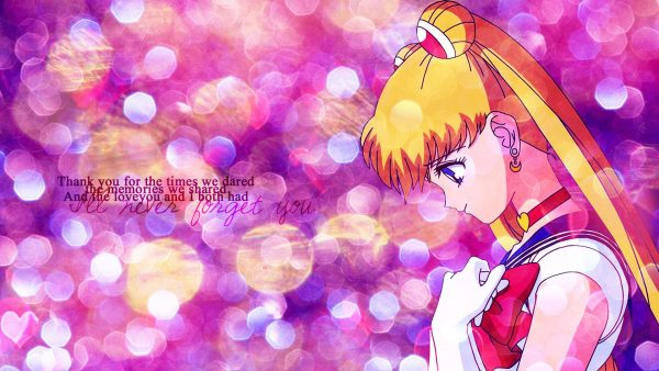 Sailor Moon HD Desktop-Hintergrund