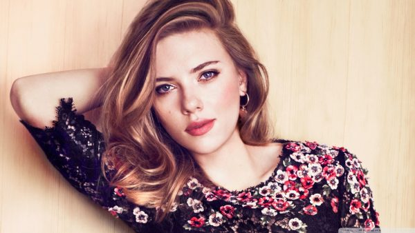 scarlett johansson wallpaper HD2