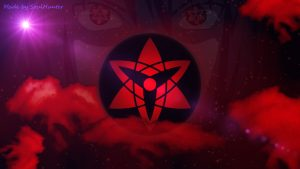 wallpaper sharingan