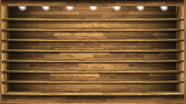 shelf wallpaper HD7
