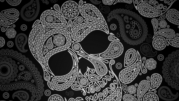 skeleton wallpaper9
