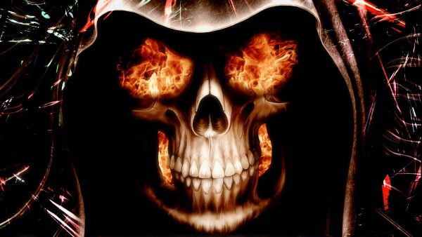 skulls wallpaper HD9