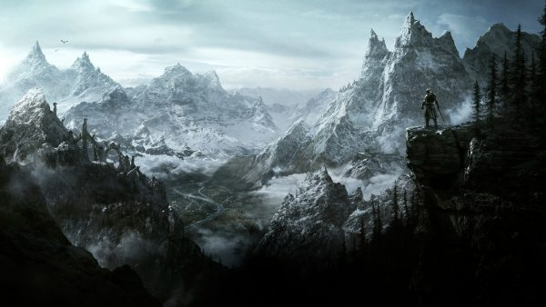 skyrim wallpaper hd1