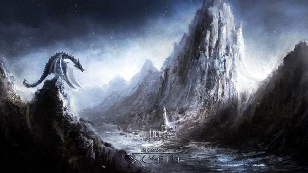 skyrim wallpaper hd2