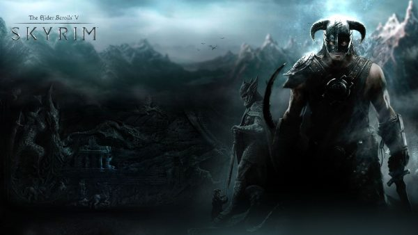 skyrim wallpaper hd5
