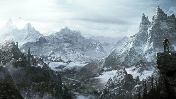 skyrim wallpaper hd6