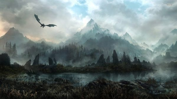 skyrim wallpaper hd8